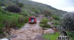 מעבר מים בדרך לחילוץ Resc4U