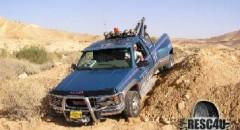 רכב חילוץ גרר מידברי Resc4U