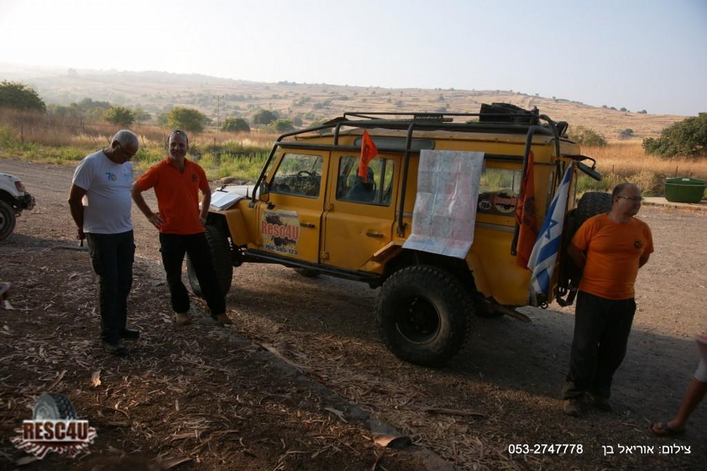 חוצה ישראל 2016