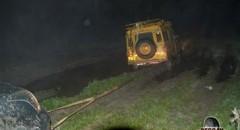 חילוץ בוץ בדרך לכביש יער חדרה בשרון Resc4U