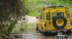 מעבר מים בדרך Resc4U לחילוץ